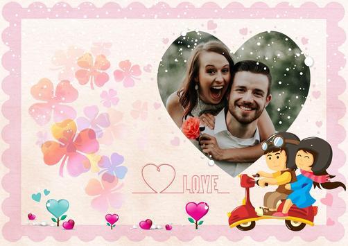 Valentine Frame and Valentine Card screenshot 9