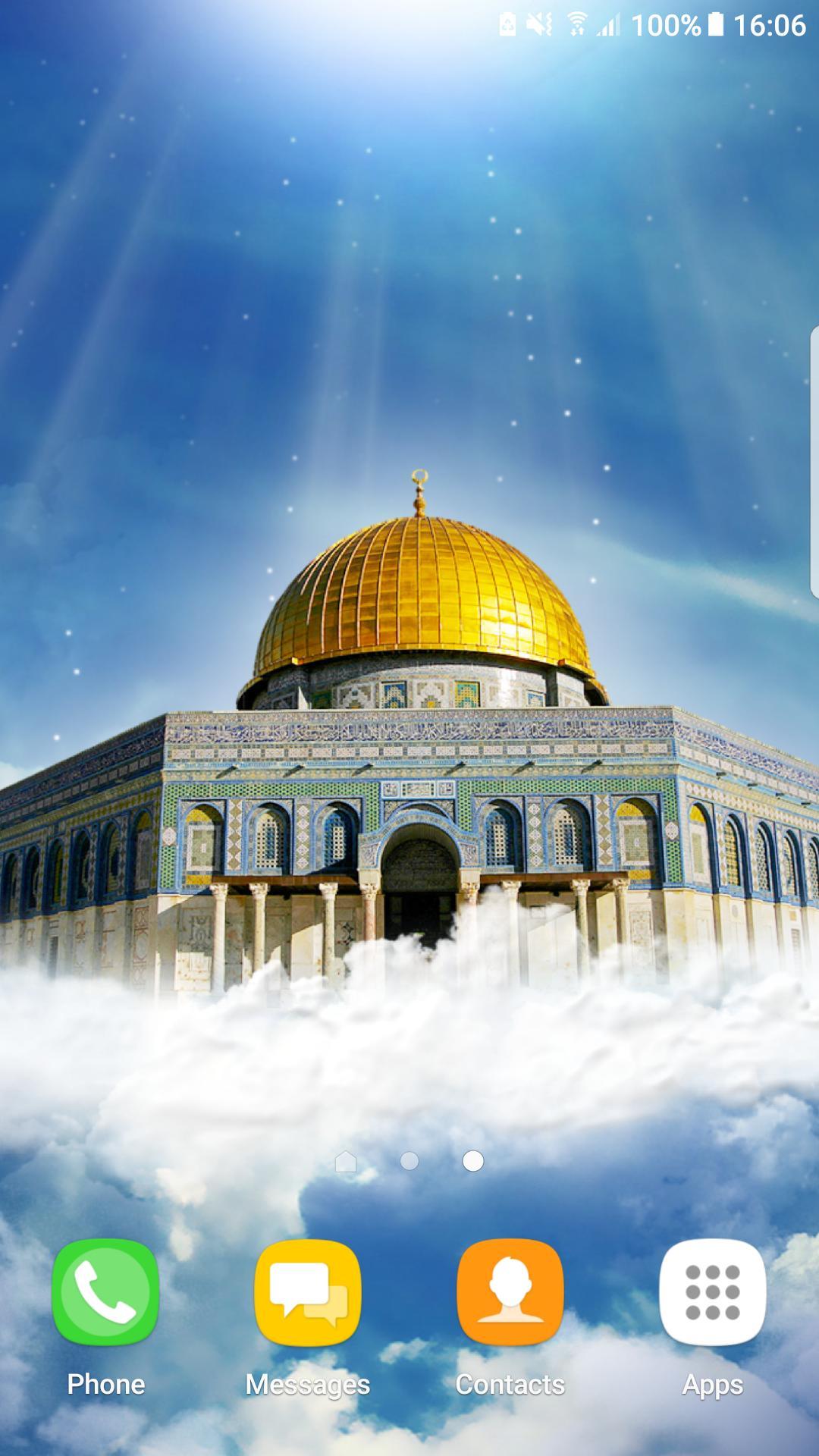 Al Aqsa Mosque Live Wallpaper For Android Apk Download