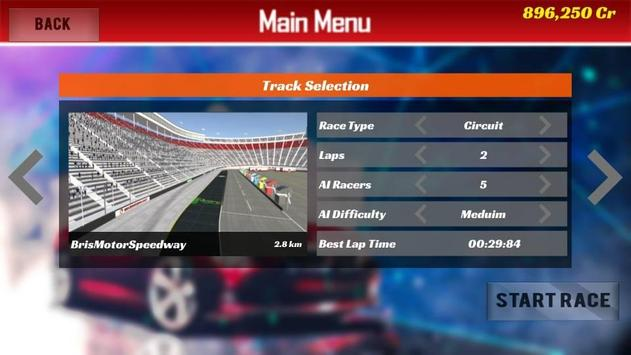 Circuit Racing: Drift Editiion poster