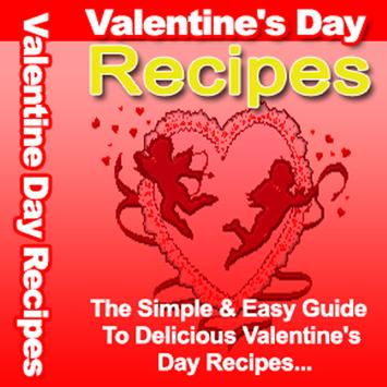 Valentine's Day Recipies apk screenshot