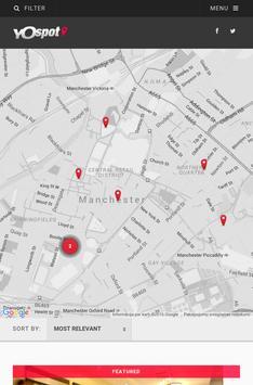 YoSpot UK apk screenshot