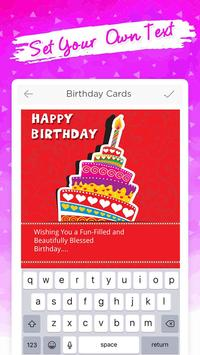 Name on Birthday Card screenshot 2
