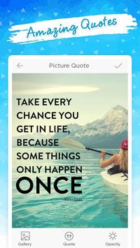 Picture Quotes, photo quotes poster