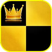 Piano Tiles 2 Gold & Black VIP icon