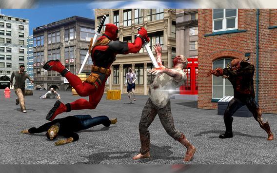 Dead Player : Superhero War screenshot 7