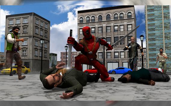 Dead Player : Superhero War screenshot 8