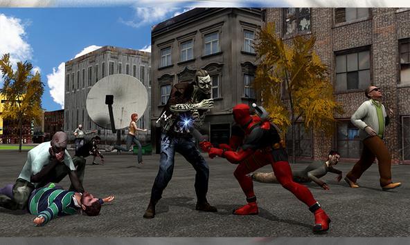 Dead Player : Superhero War poster