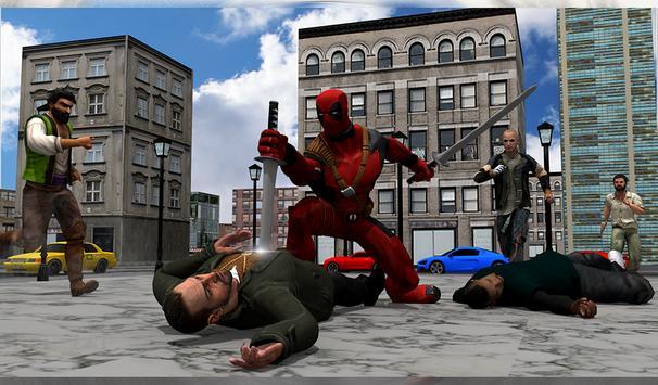 Dead Player : Superhero War screenshot 13
