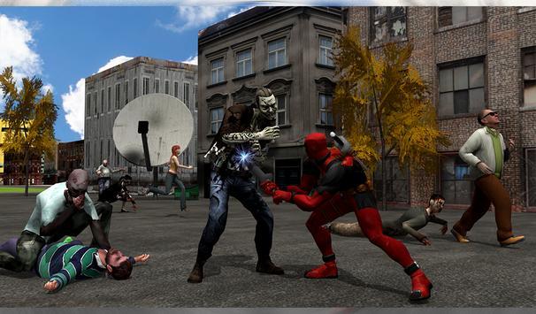 Dead Player : Superhero War screenshot 10