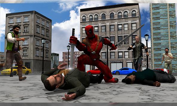 Dead Player : Superhero War screenshot 3