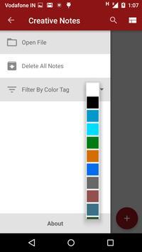 Creative Notes screenshot 3