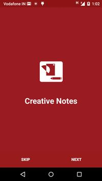 Creative Notes poster