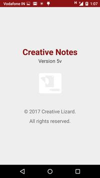 Creative Notes screenshot 6