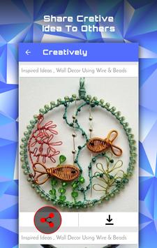 Creatively – Creative Idea Craft poster