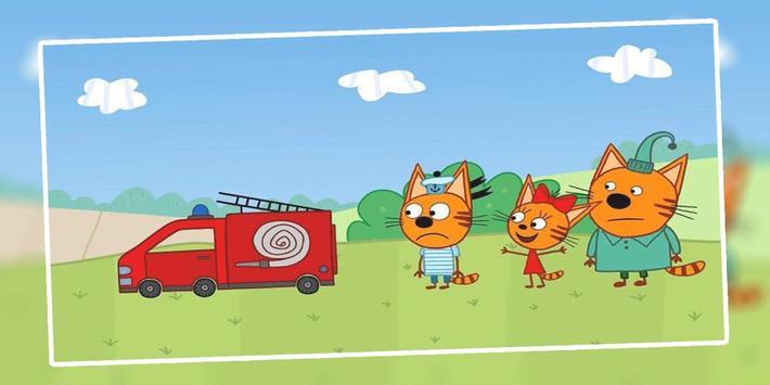 Three Cats screenshot 2