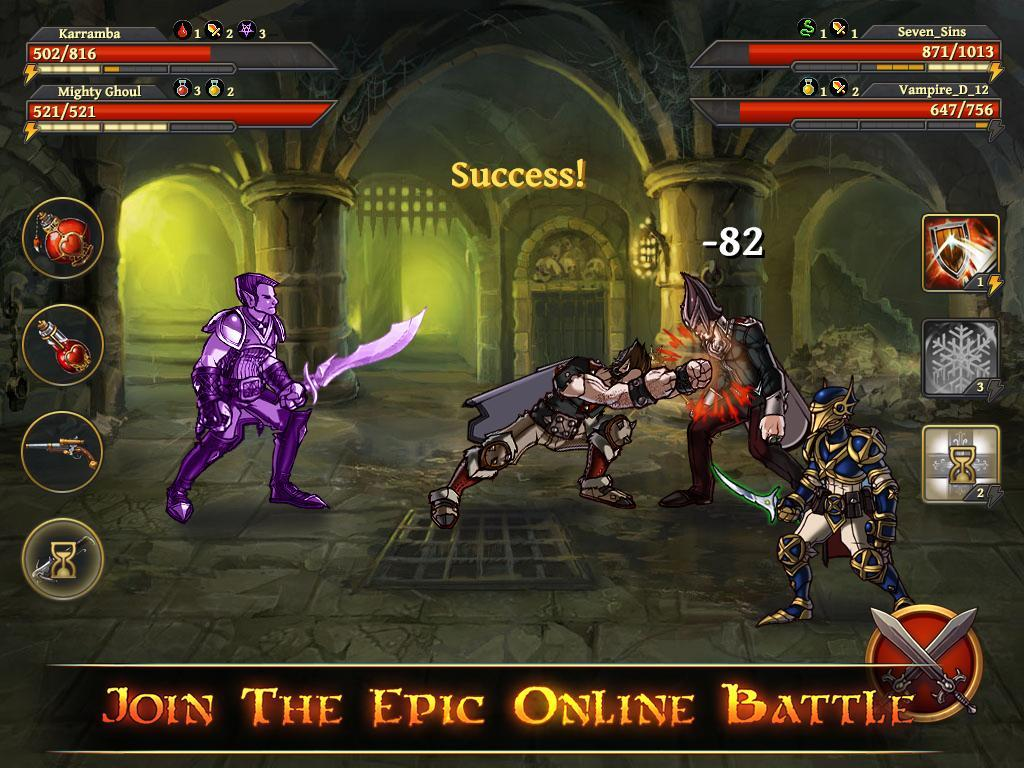 Clash of the Damned for Android - APK Download