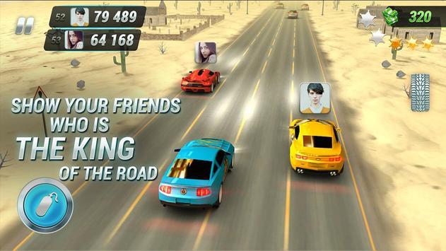 Road Smash: Crazy Racing! apk screenshot