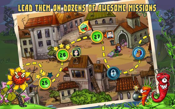 Zombie Harvest apk screenshot