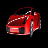 Trademark Symbols Car Quiz icon