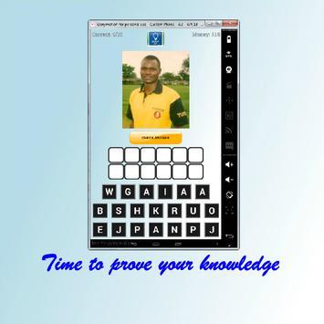 Kenya Cricket Quiz poster