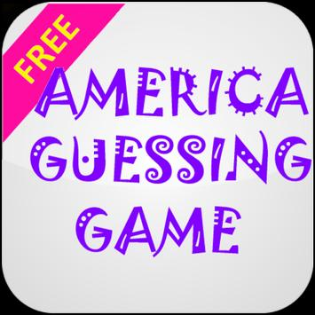 America Guessing Game poster