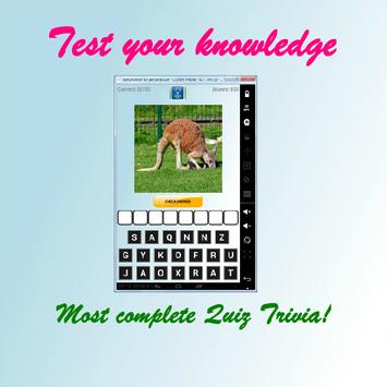 Animals Guessing Game apk screenshot