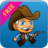 Cowboy Stick icon