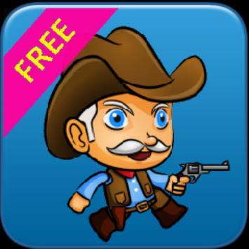 Cowboy Stick poster