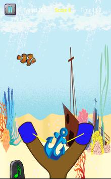 Fish Slingshot screenshot 2