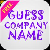 Guess Company Name icon
