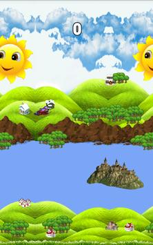 Flappy Butterfly screenshot 1
