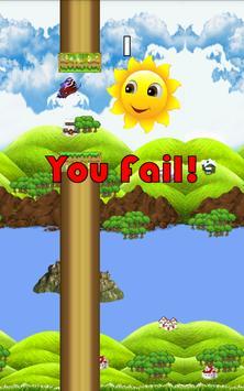 Flappy Butterfly screenshot 4
