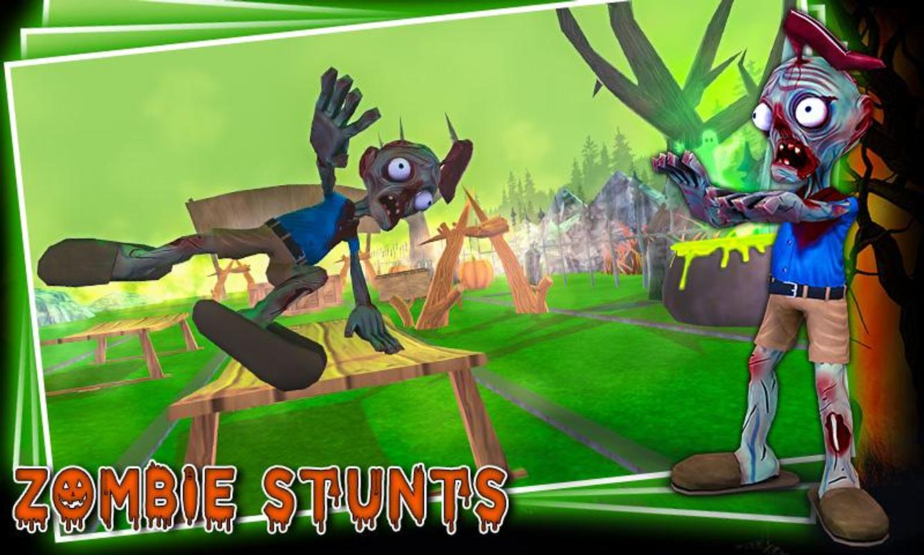 Zombie: parkour runner iphone game free. Download ipa for ipad.