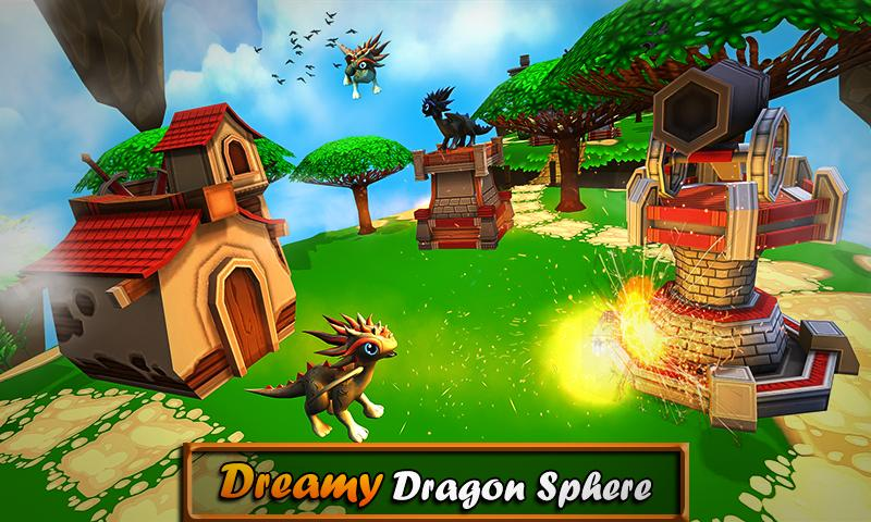 Magic Dragon Race - Classic Legends Racing Mania for Android