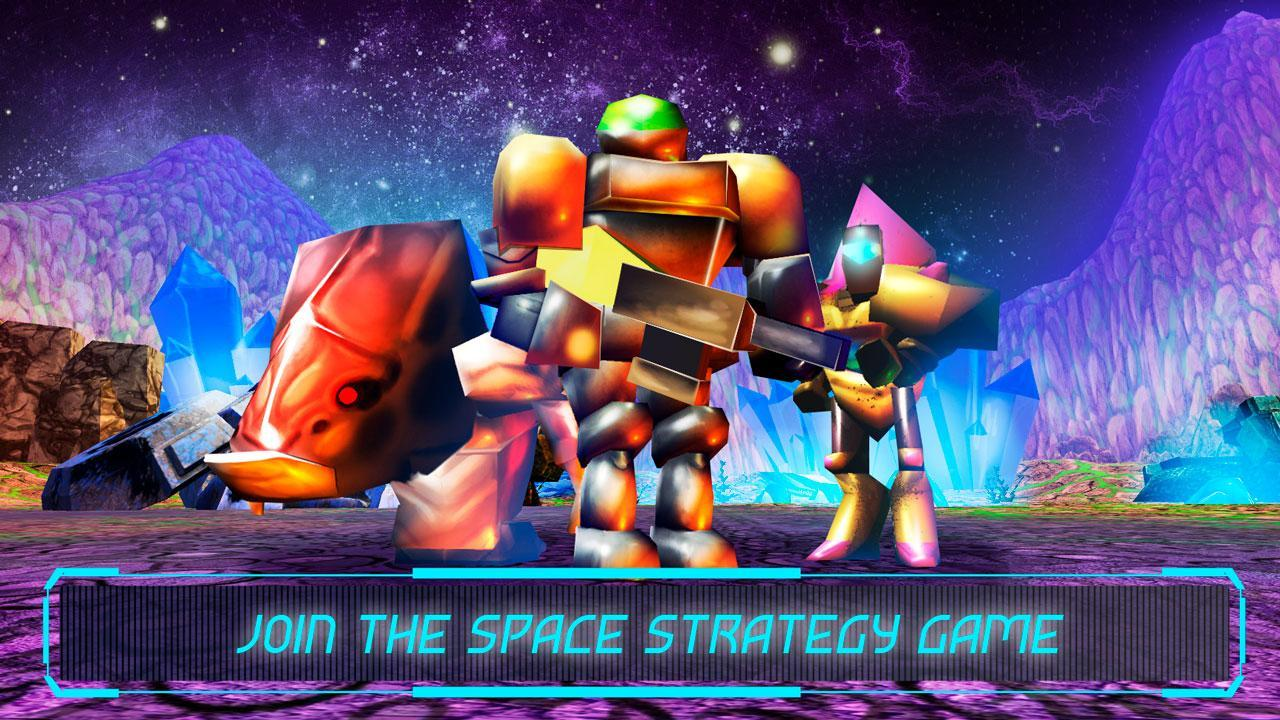 Space Star Warfare Pixel Strategy Craft Game Fur Android Apk