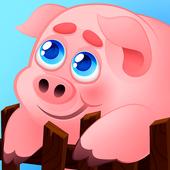 My Pocket Little Farm - Animals Zoo Tycoon icon