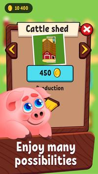 My Pocket Little Farm - Animals Zoo Tycoon screenshot 3