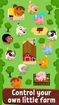 My Pocket Little Farm - Animals Zoo Tycoon screenshot 4
