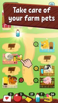 My Pocket Little Farm - Animals Zoo Tycoon screenshot 6
