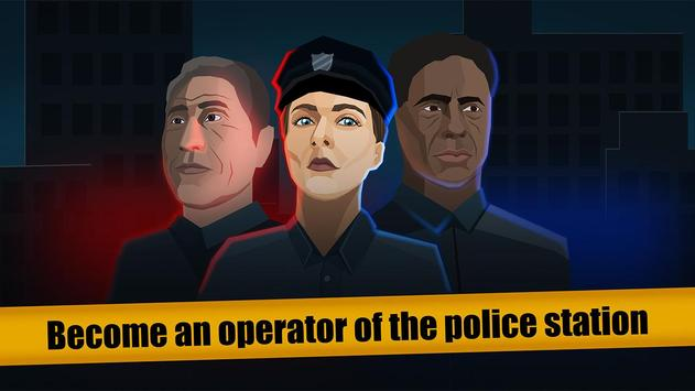 The Police Operator - Management Tycoon poster
