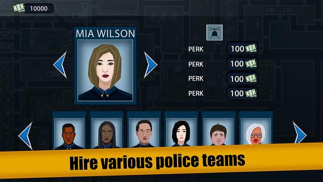 The Police Operator - Management Tycoon screenshot 1