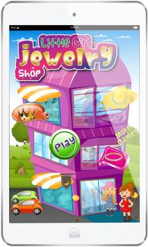 Little Girls Jewelry Shop game poster