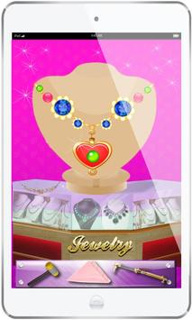 Little Girls Jewelry Shop game apk screenshot