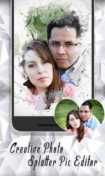 Creative Photo Splatter Pic Editor Studio Effect screenshot 14