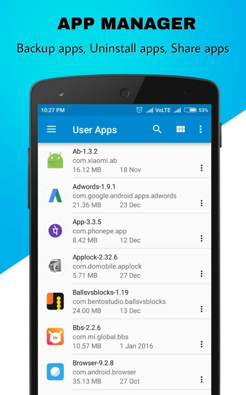 A+ File Manager Pro for Android - APK Download