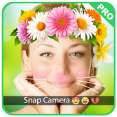 Snap Selfie Filters Camera icon