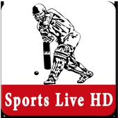 Live Cricket Sports HD Free icon