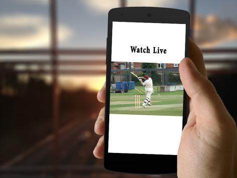 Live Cricket Sports HD Free apk screenshot