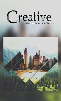 Creative Photo Frame Effects poster