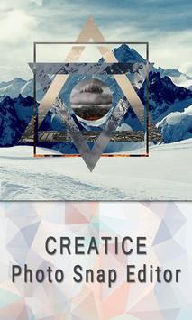 Creative Photo Snap Editor Pics Frame Effects screenshot 15